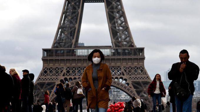 Gobierno francés alerta sobre severo impacto de la Covid-19