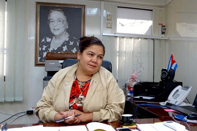 "Yolaine Ramírez Carrazana: una ""eléctrica"" de corazón"