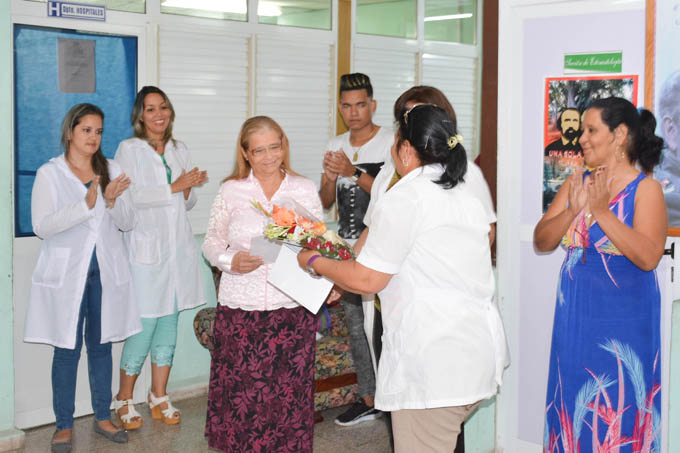 Reconocen sensibilidad humana de Pastora del Consejo de Iglesias de Cuba