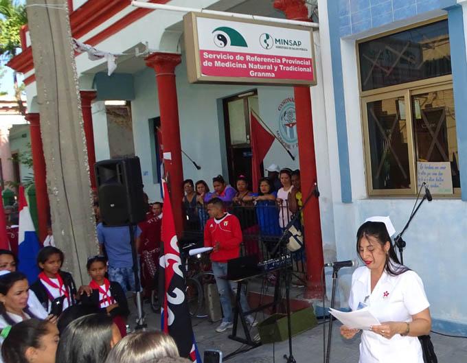 Llega a su décimo aniversario centro provincial de medicina natural y tradicional