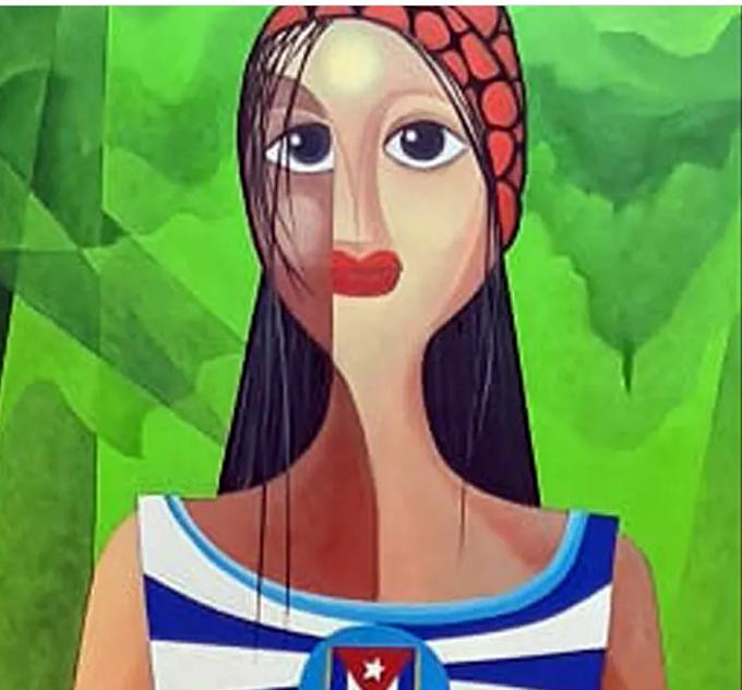 """""""Cuba viene a ofrecer su corazón"""""""