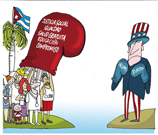 Bloqueo de Estados Unidos contra Cuba: la escalada de la infamia