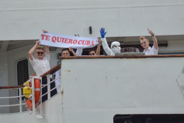 Gracias a Cuba, llegan hoy a Londres cruceristas del MS Braemar