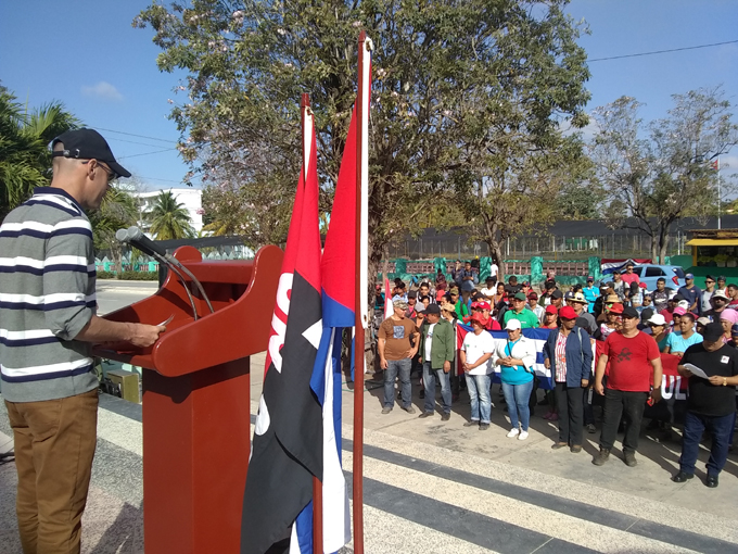 Lanzan campaña Granma: polo productivo del oriente cubano
