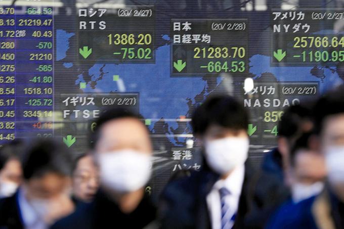 Expertos advierten de graves daños a la economía global por Covid-19