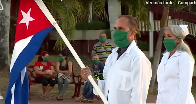 12 países reciben ayuda de médicos cubanos para superar el covid-19 (+videos)