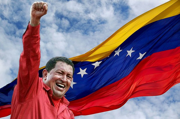 ¡Chávez vive!