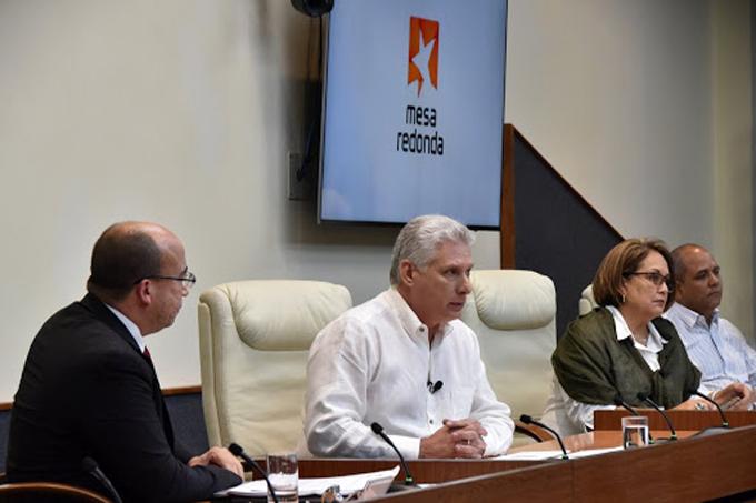 Comparecencia pública del presidente de Cuba se centrará en Covid-19