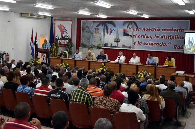 En Villa Clara primera reunión regional para la prevención contra el nuevo Coronavirus (+fotos)