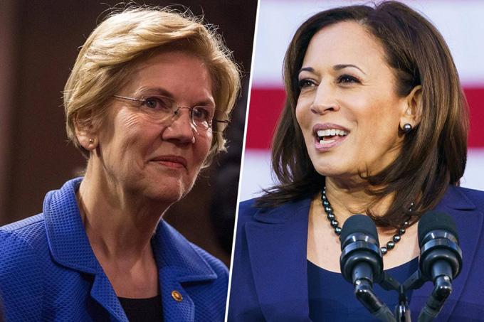 Demócratas valoran una mujer para fórmula presidencial