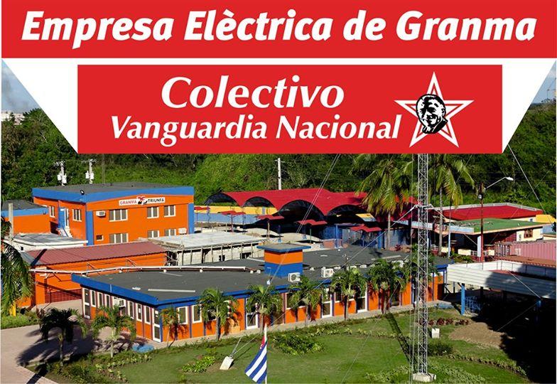 Condición de Vanguardia Nacional para los eléctricos granmenses (+ video)