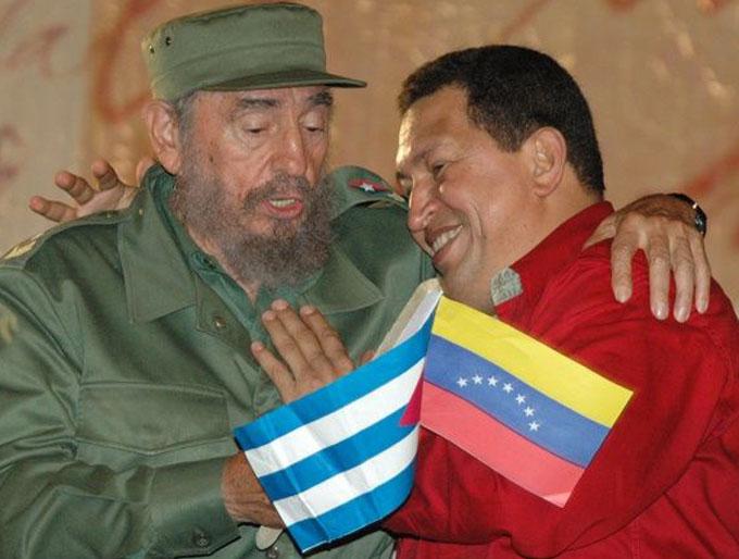 Rememoran desaparición física de Hugo Chávez (+ fotos)