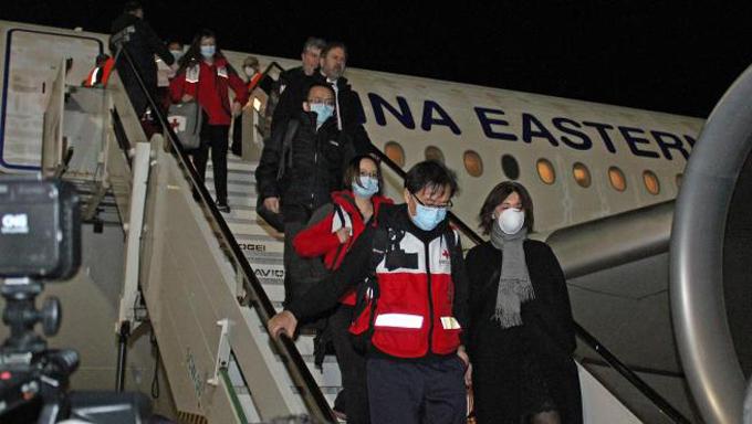Anuncian más ayuda de China a Italia en enfrentamiento a Covid-19
