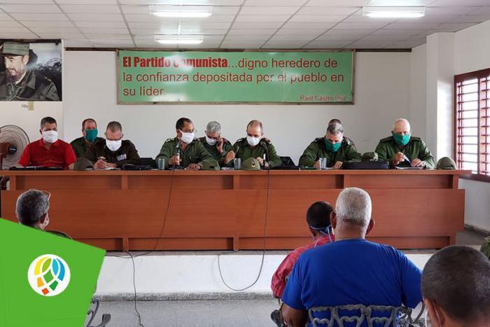 Cuba decreta medidas restrictivas de aislamiento en la comunidad Camilo Cienfuegos, de Pinar del Río