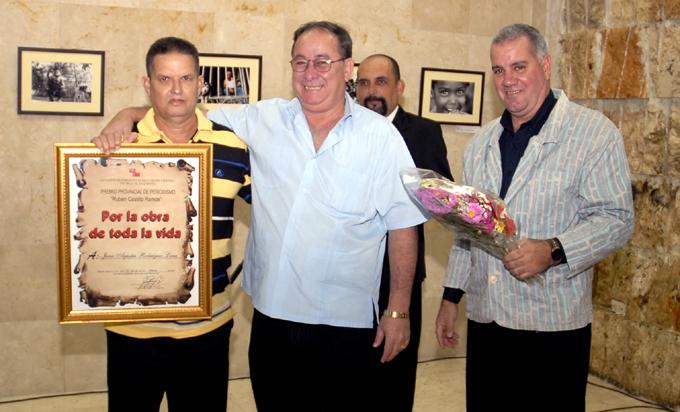 Falleció fundador del periódico La Demajagua (+fotos)