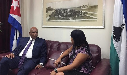Rey de Lesoto cumple amplia agenda en visita oficial a Cuba