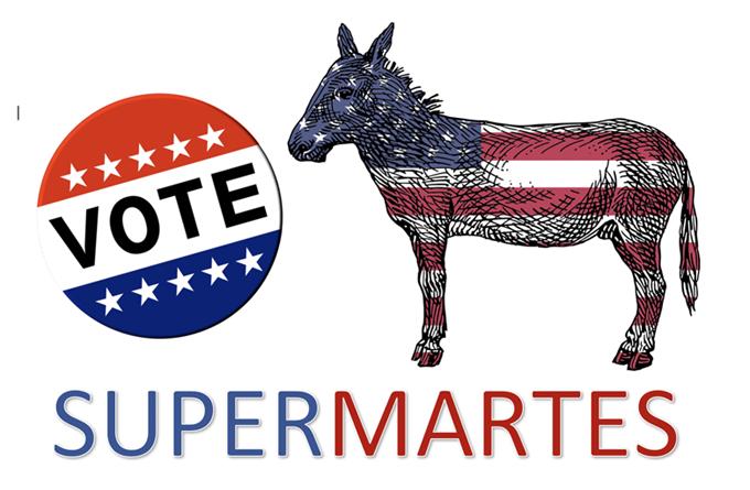 Definitorio el Súper Martes de votaciones en Estados Unidos