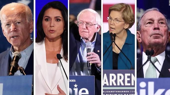 Supermartes calienta en EE.UU. campaña electoral demócrata