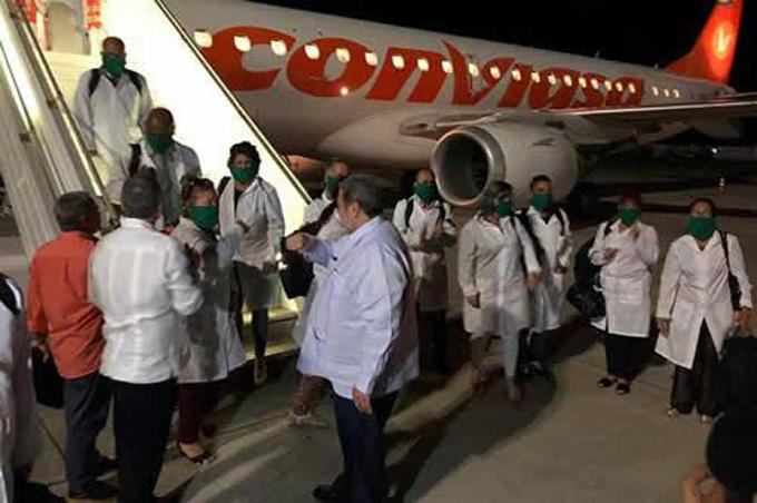 Cuba extiende solidaridad médica a Andorra para enfrentar Covid-19