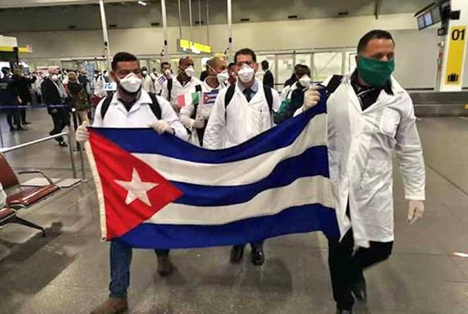 Cuba salva vidas, dicen en Tuitter desde Argentina (+video)