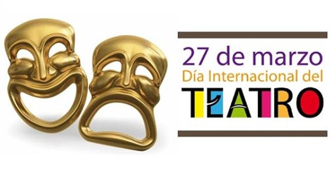 Celebran hoy Día Mundial del Teatro en medio de crisis epidemiológica por Covid-19