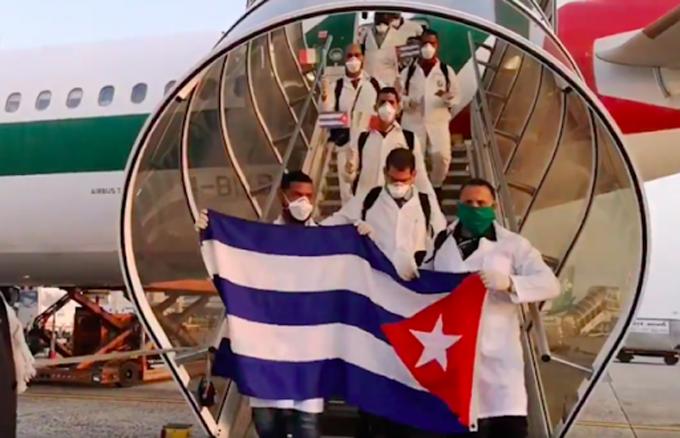Brigada médica de Cuba en Italia envía mensaje de confianza