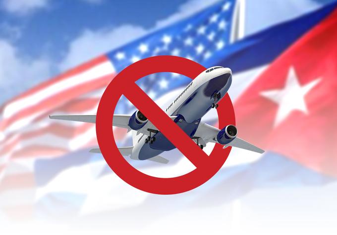 Condena canciller prohibición de vuelos chárter de EE.UU. a Cuba