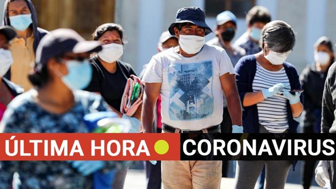 Chile se acerca a los siete mil casos confirmados de Covid-19