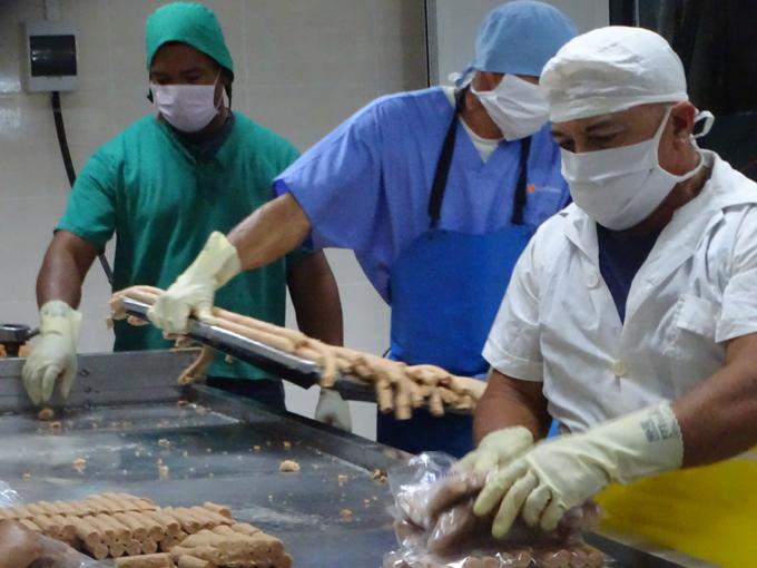 Encadenamientos entre agricultura e Incobay aseguran alimentos (+fotos)