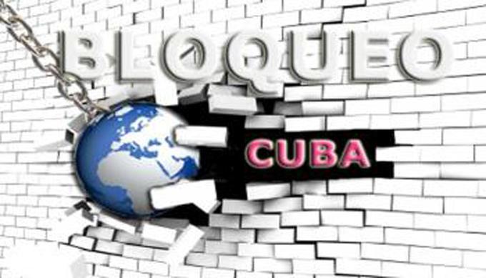 Cuba denuncia obstáculos de bloqueo para recibir ayuda solidaria