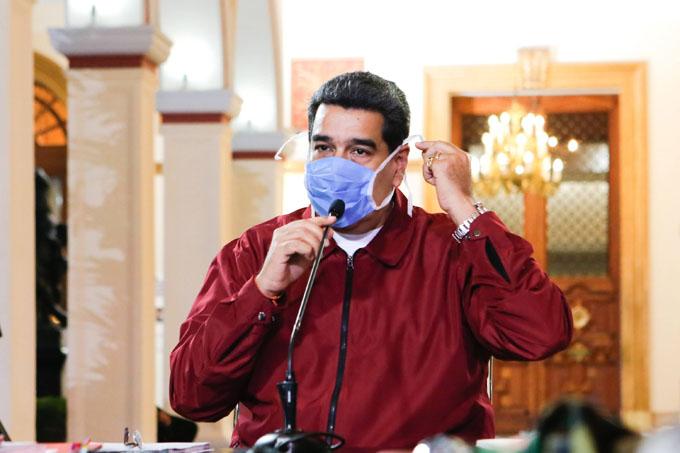 Venezuela lista para donar equipos detectores de Covid-19 a Colombia