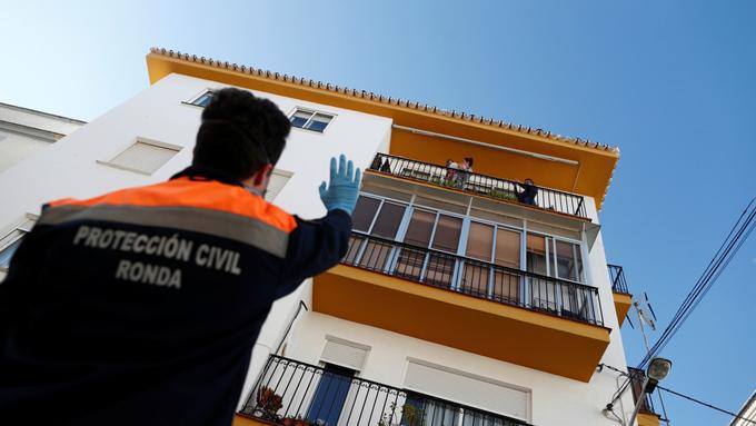 España supera a Italia en número de infectados por coronavirus con más de 124.000 casos (+video)
