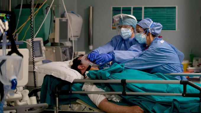 Italia supera los 200.000 casos de coronavirus y registra un aumento en el número de muertes y contagios diarios