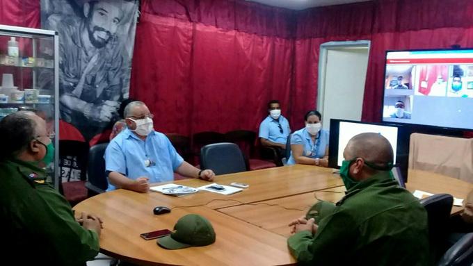 Minal en Granma intenciona sus producciones ante el Covid-19