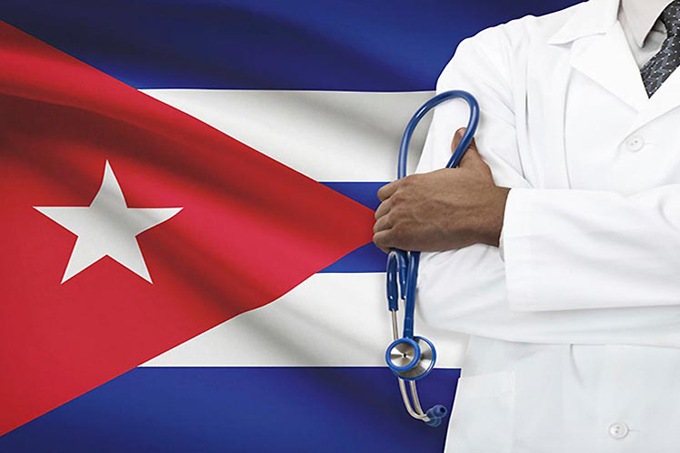 Cuba confirma próxima llegada de brigada médica a Sudáfrica
