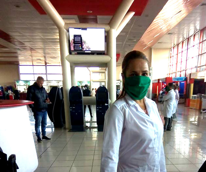 Venceremos esta batalla, asegura enfermera bayamesa (+ video)