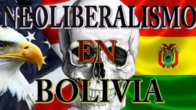 Crisis sanitaria y el retorno del neoliberalismo en Bolivia