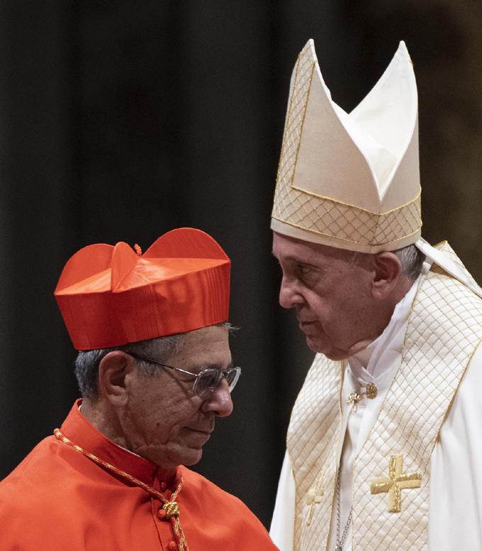 Cardenal cubano nombrado a Pontificia Comisión para Latinoamérica