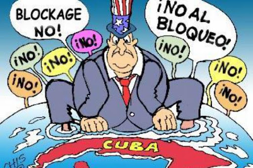 Principal sindicato de Portugal condena bloqueo de EE.UU. a Cuba