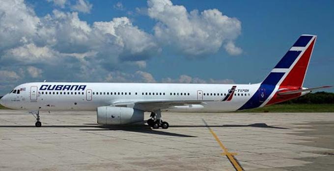 Cubana de aviación mantiene suspensión de vuelos ante Covid-19