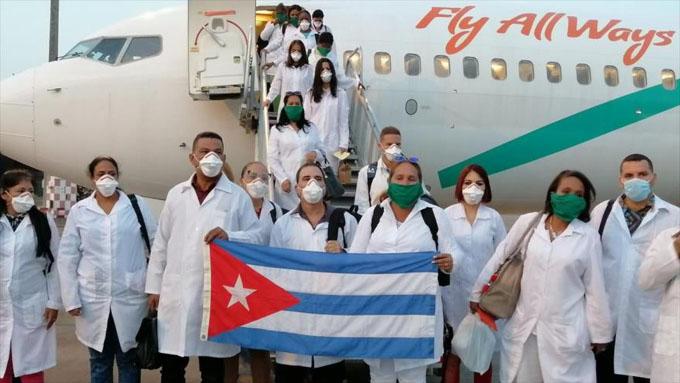 Ayuda médica de Cuba a Italia, una experiencia de hondo valor humano (+video)