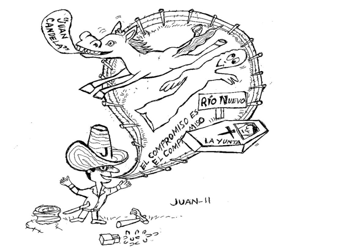 La cerca de Juventino
