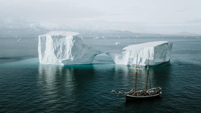 El Ártico pierde un 20 por ciento de su hielo marino en 11 años (+video)
