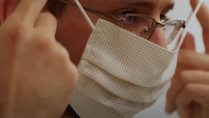 Revelan un tipo de tejido capaz de neutralizar el coronavirus en un minuto (+video)