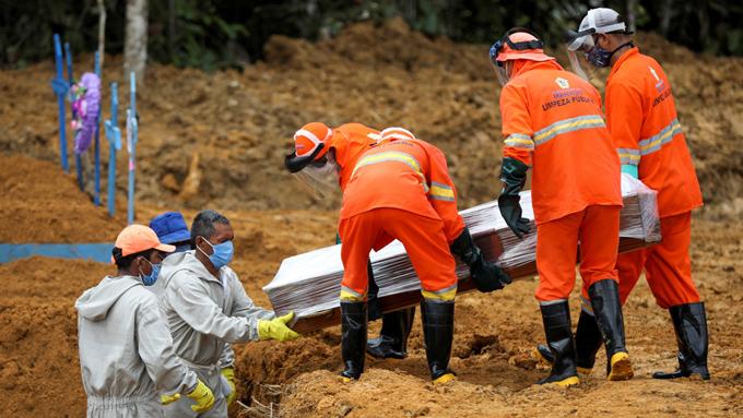 """La OMS advierte que Sudamérica se está convirtiendo """"en el nuevo epicentro"""" de la pandemia del coronavirus (+video)"""