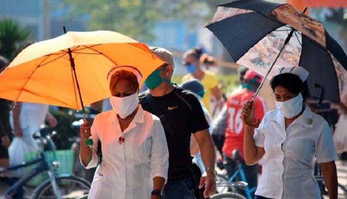 Abril 2020 el más cálido en Cuba desde 1951