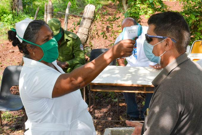 Efectivo control epidemiológico en las fronteras de Granma detecta posibles portadores de COVID-19