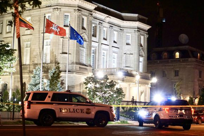 Condenan en Países Bajos ataque a embajada cubana en EE.UU. (+video)