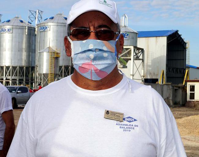 En terminación montaje en Bayamo de planta para beneficiar granos