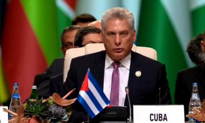 Transmitirán en Cuba sesión virtual de Mnoal contra Covid-19